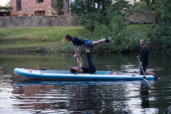 Front-plank-on-Paddle-board